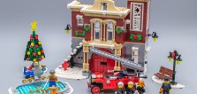 Très vite testé : LEGO Creator Expert 10263 Winter Village Fire Station