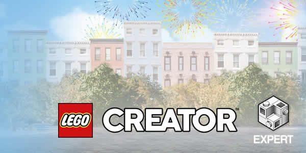 Nouveautés LEGO Creator Expert 2018-2019 : déjà référencées chez amazon