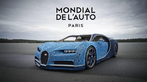 Concours : des entrées pour le Mondial de l'Auto 2018 à gagner !