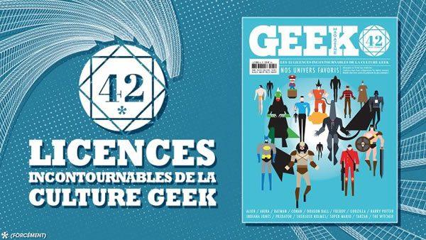 Hors sujet : Financez le prochain hors-série de Geek Magazine sur Ulule