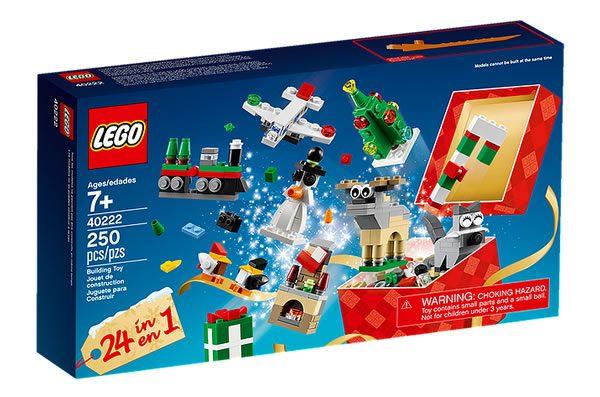 40222 Christmas Build-Up