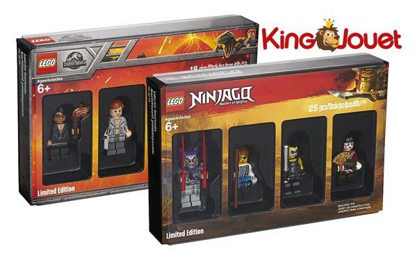 Packs de minifigs en édition limitée : King Jouet sera de la partie