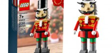 Encore un revenant sur le Shop LEGO : le set 40254 Nutcracker