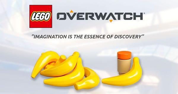 Nouveautés LEGO Overwatch : encore du teasing