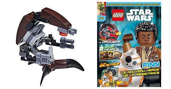 LEGO Star Wars Magazine - Droïdeka