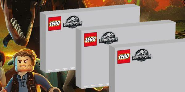 De nouveaux sets LEGO Jurassic World prévus pour 2019
