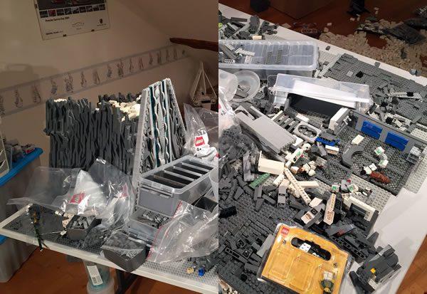Cambriolage chez Republicattak : La communauté LEGO se mobilise