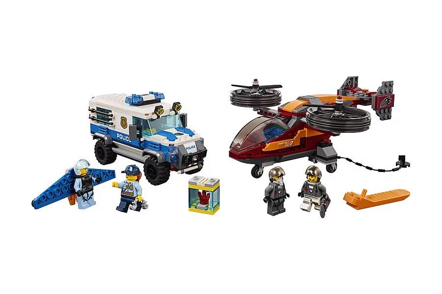 Nouveautés LEGO CITY 2019 : encore une louche de visuels ...