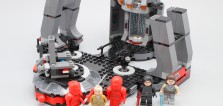 Très vite testé: LEGO Star Wars 75216 Snoke's Throne Room