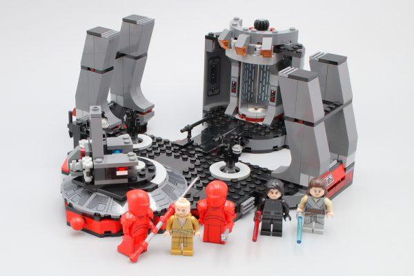 75216 Snoke's Throne Room