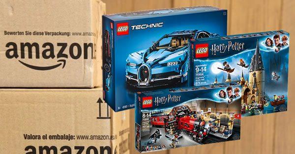 Chez Amazon : quelques coupons intéressants à utiliser sur plusieurs sets LEGO