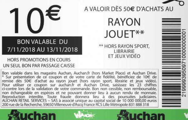 Carte Auchan Waaoh Perdu.Auchan 25 D Economies Sur Une Selection De Produits Lego