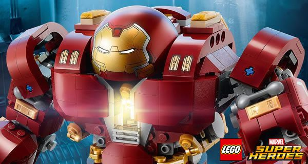 Concours : Un set LEGO Marvel 76105 The Hulkbuster Ultron Edition à gagner !