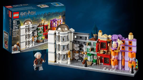 LEGO Harry Potter 40289 Diagon Alley