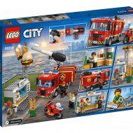 60214 Burger Bar Fire Rescue