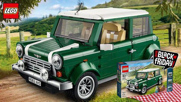 LEGO Creator Expert 10242 Mini Cooper