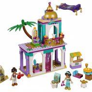 41161Aladdin and Jasmine's Palace Adventures
