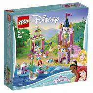 41162 Ariel, Aurora, and Tiana's Royal Celebration