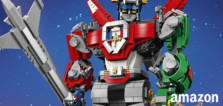 Chez Amazon : -50% le set LEGO Ideas 21311 Voltron Defender of the Universe