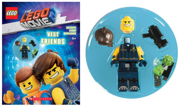 The LEGO Movie 2 : Vest Friends