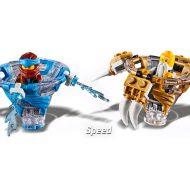 70663 Spinjitzu Nya & Wu