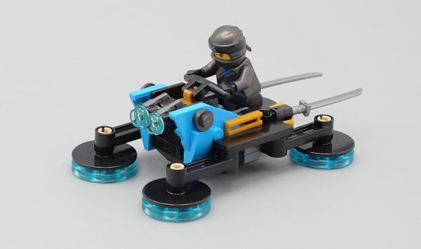 LEGO Ninjago Construis Ton Aventure : Batailles de Légende