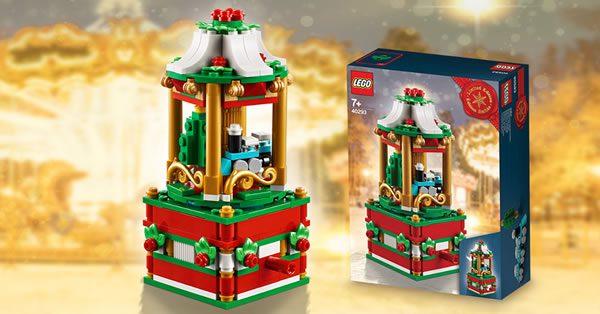 40293 Christmas Carrousel