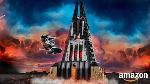 LEGO Star Wars 75251 Darth Vader's Castle