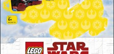 Nouveau livre à paraître en 2019 : LEGO Star Wars Build Your Own Adventure Galactic Missions