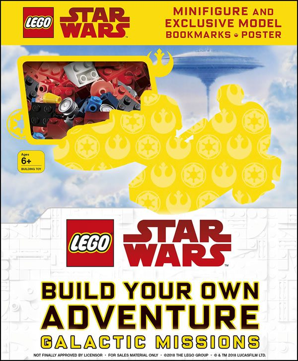 LEGO Star Wars Build Your Own Adneture Galactic Missions
