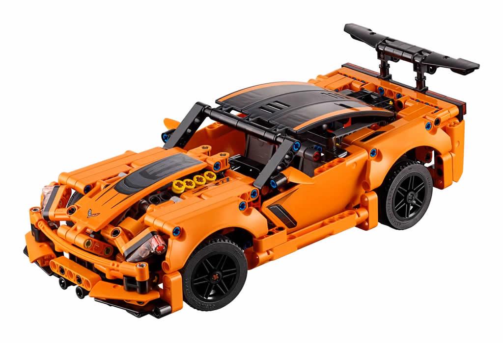 Nouveaut 233 S Lego Technic 2019 Encore Des Visuels