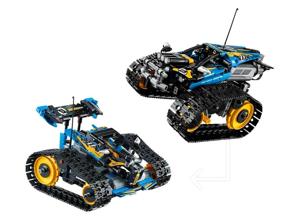 nouveaut s lego technic 2019 visuels officiels des sets 42095 remote controlled stunt racer et. Black Bedroom Furniture Sets. Home Design Ideas