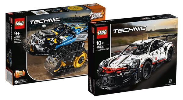 nouveaut s lego technic 2019 visuels officiels des sets. Black Bedroom Furniture Sets. Home Design Ideas
