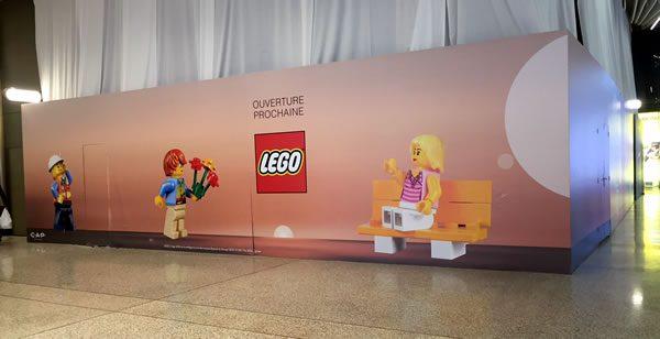 Ateliers LEGO et LEGO Certified Stores en France : quelques infos
