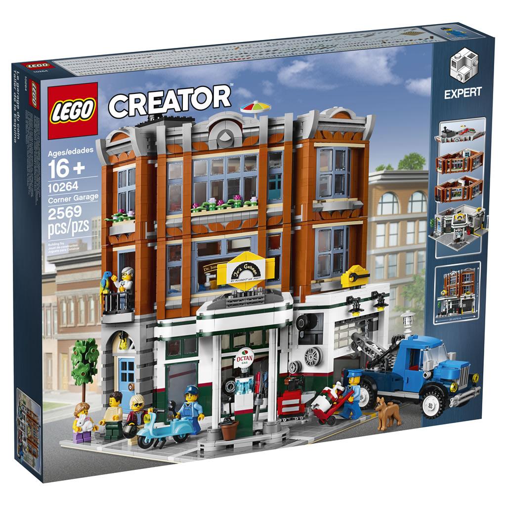 Le Nouveau Modular 2019 Est Annoncé : LEGO Creator Expert
