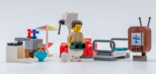 Polybag Lego In 233 Dit 30526 The Mini Ultimate Batmobile