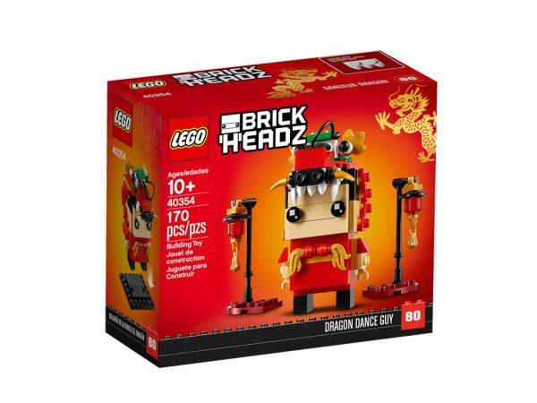 40354 lego brickheadz dragon dance guy 1