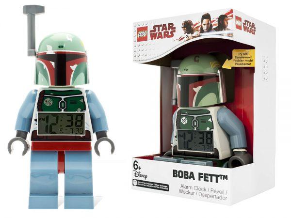 5000249 LEGO Star Wars Boba Fett Alarm Clock
