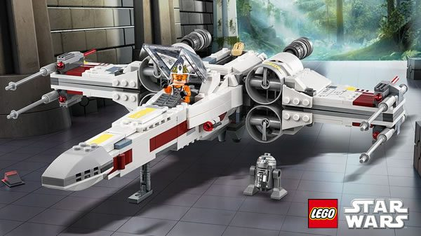 Calendrier de l'Avent #2 : Un set LEGO Star Wars 75218 X-Wing Starfighter à gagner