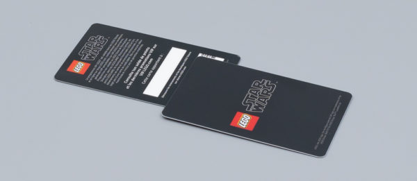 LEGO Star Wars 5005747 VIP Frame