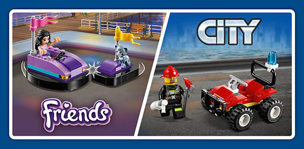 Sur le Shop LEGO : c'est vous qui choisissez votre cadeau...