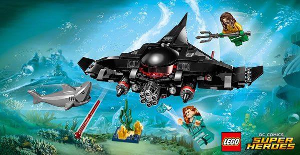 Calendrier de l'Avent #6 : Un lot de sets LEGO DC Comics et Marvel à gagner