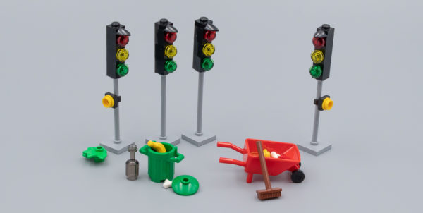 40311 Traffic Lights