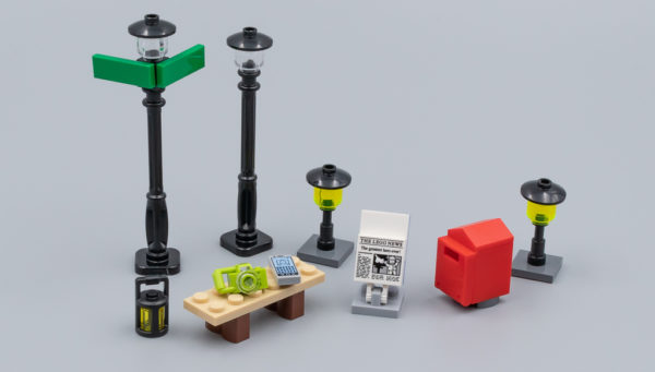 40312 Streeetlamps