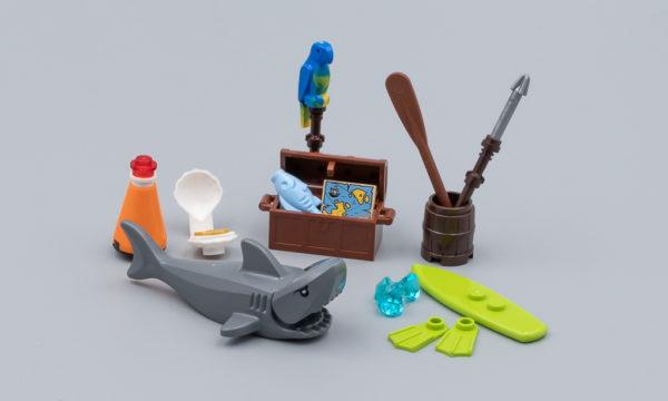 40341 Sea Accessories