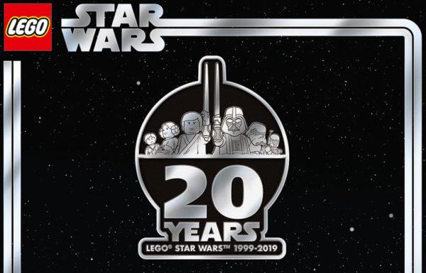 En 2019, la gamme LEGO Star Wars a 20 ans