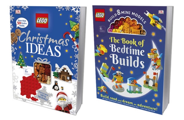 LEGO Christmas Ideas et The Book of Bedtimes Builds