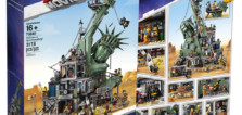 The LEGO Movie 2 70840 Welcome to Apocalypseburg ! : tout ce qu'il faut savoir