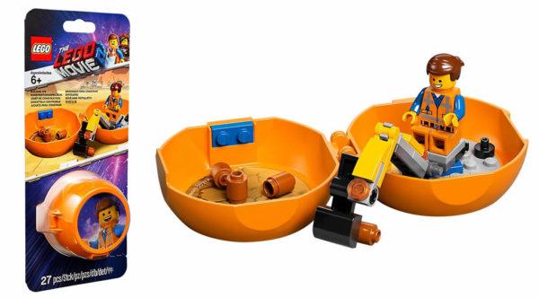 853874 The LEGO Movie 2 Emmet Pod