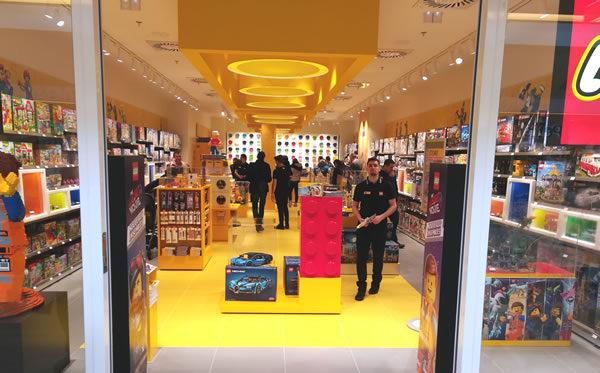 Le LEGO Certified Store de Dijon fête son ouverture